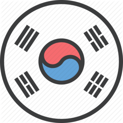 Bilingual Korean Business Card Translation & Printing Symbol 01
