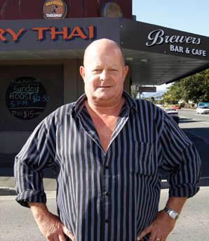 Thai Restaurant Business Owner