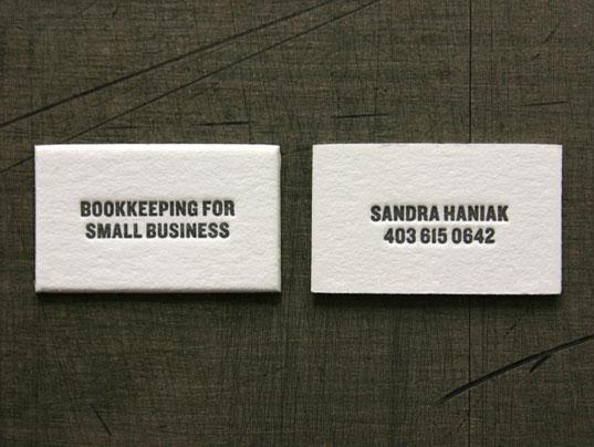 Creative Business Card Design Smallest Business Card 2