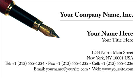 Template Business Cards from www.asianbusinesscards.com