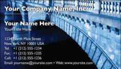 English Business Card Design Template: CON0011