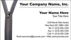English Business Card Design Template: MAN0001