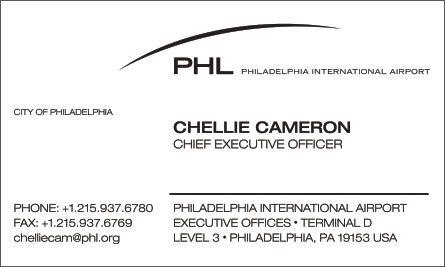 phil Korean Business Card Translation Sample